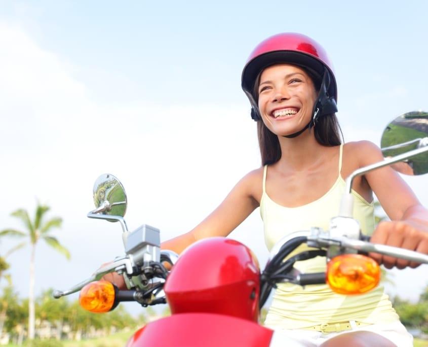 Moped Führerschein bei Fahrschule Molden Villach