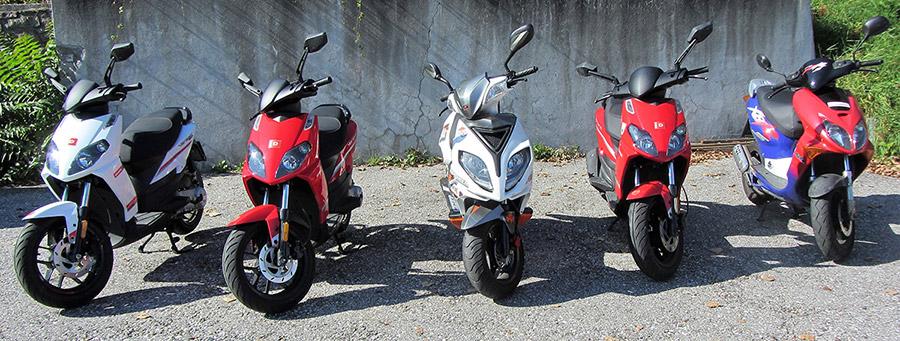 Moped Führerschein Ausbildung Fahrschule Molden