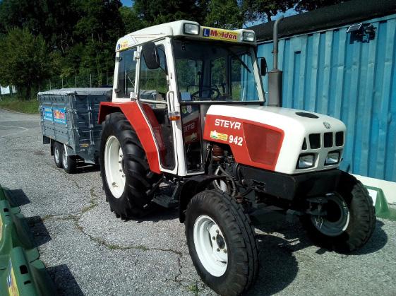 Traktor Klasse F